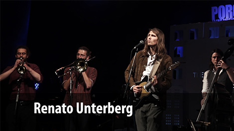Renato Unterberg rockvideos.at On Air