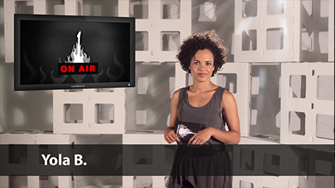 Yola B. rockvideos.at on air