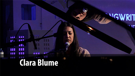 Clara Blume rockvideos.at On Air